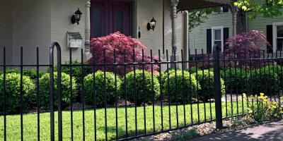 Wood vs. Aluminum Fencing: What's the Difference?, Newark, Ohio