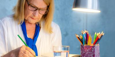 How Can Holistic Art Therapy Help People With Alzheimer's?, Frontenac, Missouri