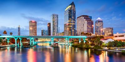 5 Amazing Views in Tampa, Tampa, Florida