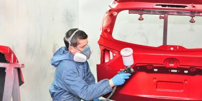 Ask an Auto Body Shop: What to Do If Your Car's Clear Coat Chips, Amelia, Ohio