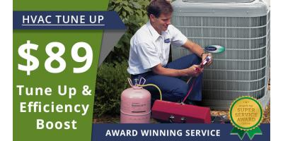 AIR CONDITIONER AND HEAT PUMP 22 POINT INSPECTION, Brooklyn, New York