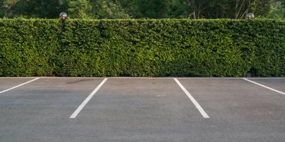 How a Worn Commercial Driveway or Parking Lot Is a Liability, Wasilla, Alaska
