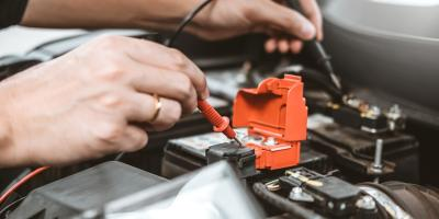 3 Signs Your Car Battery Needs to Be Replaced, Anchorage, Alaska
