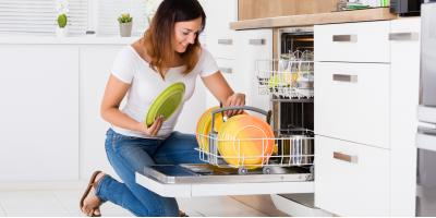 3 Different Types of Dishwashers, Anchorage, Alaska