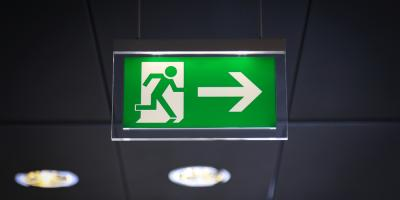 3 Emergency & Exit Lighting Options to Maintain Building Code Requirements, Anchorage, Alaska