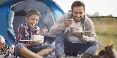 The Do's & Don'ts of Eating Safely When Camping, Anchorage, Alaska