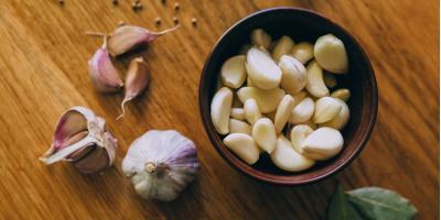 Italian Restaurant Shares 4 Health Benefits of Garlic, Anchorage, Alaska