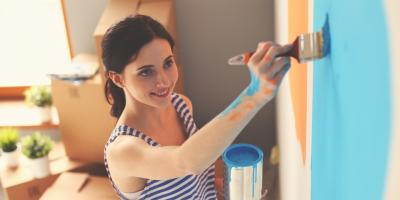 How to Incorporate Bright Colors Into Home Painting, Anchorage, Alaska