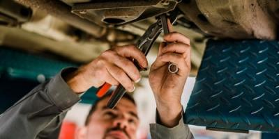 What Happens During an Oil Change?, Anchorage, Alaska