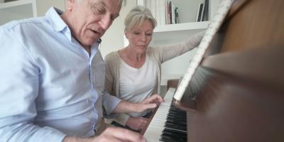 Why Seniors Should Take Piano Lessons, Anchorage, Alaska