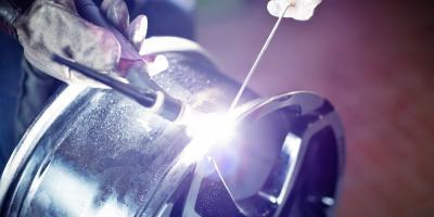 Top 4 Benefits of Spray Coating When Welding, Anchorage, Alaska