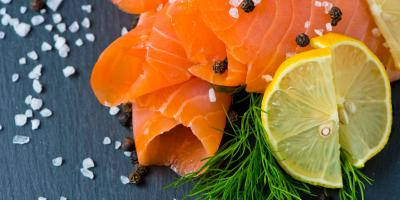 3 Smoked Salmon Appetizers for Your Holiday Party, Anchorage, Alaska