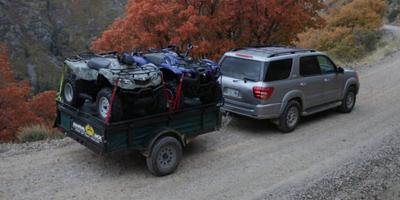 Need a Trailer this Hunting Season? Anchorage Suzuki®/Arctic Cat® Has Some Recommendations, Anchorage, Alaska