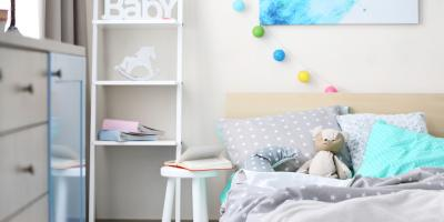 Painting Your Child's Bedroom? Try These 5 Colors, Anchorage, Alaska
