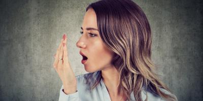 What Causes Bad Breath & How Can You Avoid It?, Anchorage, Alaska