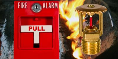 How 2 Types of Fire Suppression Equipment Work, Anchorage, Alaska