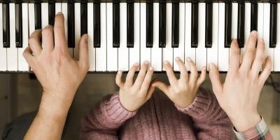 4 Benefits of Taking Piano Lessons With Your Kids, Anchorage, Alaska
