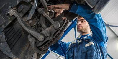 4 Signs It's Time for Suspension Repair or Replacement, Anchorage, Alaska