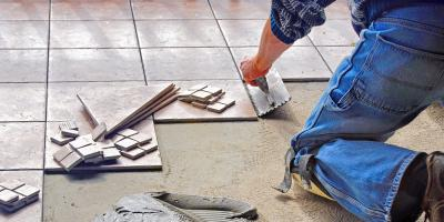 Top 5 Tile Flooring Options, Anchorage, Alaska