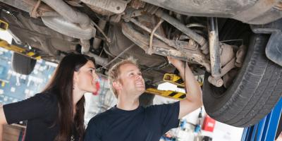 Tuneup Experts Discuss What to Do When Your Gas Pedal Sticks, Anchorage, Alaska