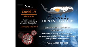 Covid-19 Update, Anchorage, Alaska