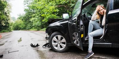 5 Steps to Take Immediately Following an Auto Accident , Andalusia, Alabama
