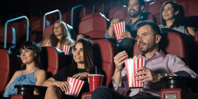 Where to Sit in the Movie Theater for the Best Experience, Falco, Alabama