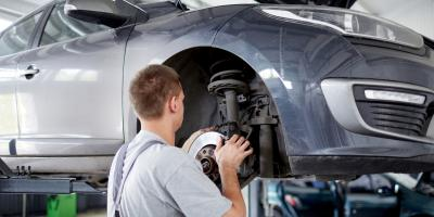 Does Summer Heat Affect Your Brakes?, Andrews, Texas