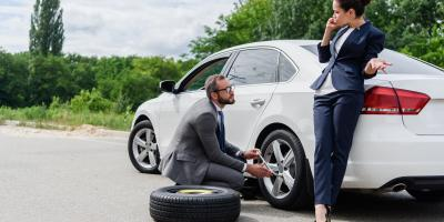 How to Prevent a Tire Blowout, Andrews, Texas