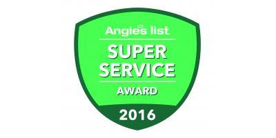 JFK Window and Door Earns Esteemed 2016 Angie's List Super Service Award, Forest Park, Ohio