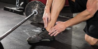 3 Key Differences Between Ankle Sprains & Strains, Norwich, Connecticut