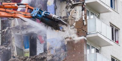 The Differences Between Commercial and Residential Demolition, Explained, Ewa, Hawaii