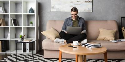 How to Turn Your Apartment Into a Productive Workspace, Hastings, Nebraska