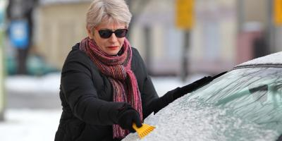 How Winter Affects Your Windshield, Allegheny, Pennsylvania