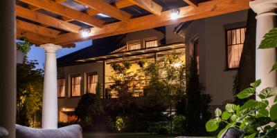 5 Pergola Lighting Options to Create the Perfect Ambiance , Farmers Branch, Texas