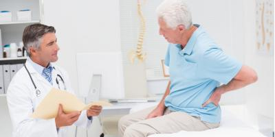 Can Traction Therapy With Triton DTS® Ease Your Back Pain?, Archdale, North Carolina