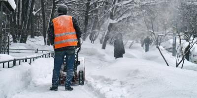 Is an Electric or Gas Snow Blower Right for You?, Anchorage, Alaska