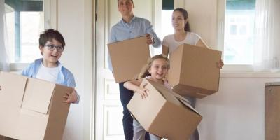 3 Tips for Moving With Small Children, Texarkana, Arkansas