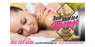 Treat Mom to a Massage, Shelton, Connecticut