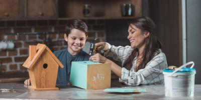 3 Tips to Find Age-Appropriate Arts & Crafts for the Kids, Mamaroneck, New York