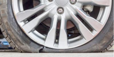 Auto Towing Experts Recommend 4 Steps for Safely Handling a Tire Blowout, Queens, New York