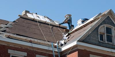 Do You Need Your Roofing Contractor to Replace or Repair Your Roof?, Back Creek, North Carolina