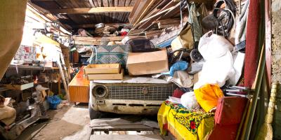 5 Telltale Signs of Hoarding, Asheville, North Carolina