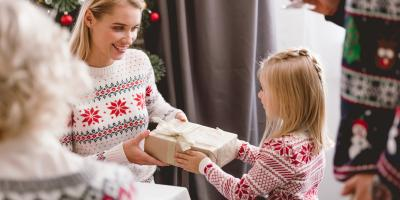 3 Reasons Embroidered Items Make Great Holiday Gifts, Madison, Ohio