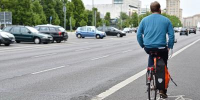 3 Benefits of Asphalt Bike Lanes, Rhinelander, Wisconsin