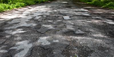 Can You Perform Asphalt Repair in Winter?, Lexington-Fayette, Kentucky