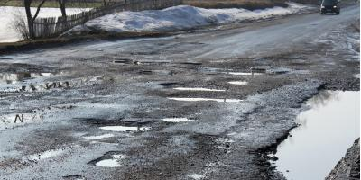 Asphalt Repairs You Should Focus on This Autumn, Greece, New York