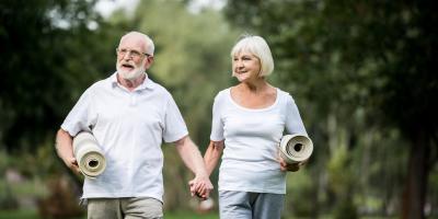 3 Benefits of Nature for Seniors, Biron, Wisconsin