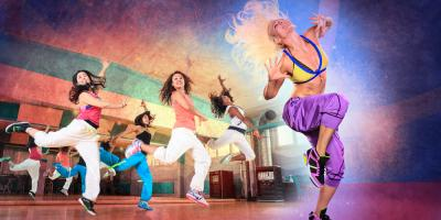 Zumba® Dance Is Good for Your Health, Queens, New York
