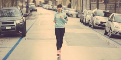 The 3 Essentials of Safe Winter Running, Brooklyn, New York
